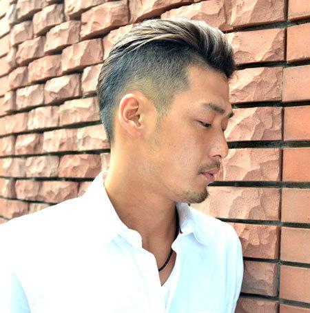 ツー メンズ ブロック 髪型